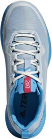 adidas TERREX CMTK Shoes Women ash greycore whiteshock cyan